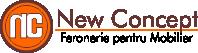 Feronerie pentru Mobilier | New Concept