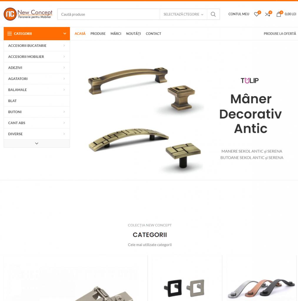 new-e-commerce-site